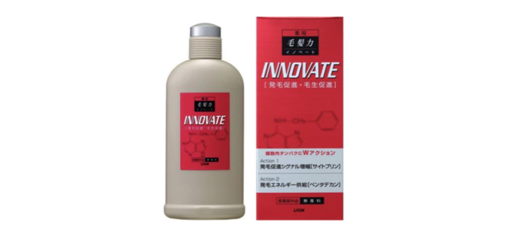 薬用毛髪力イノベート