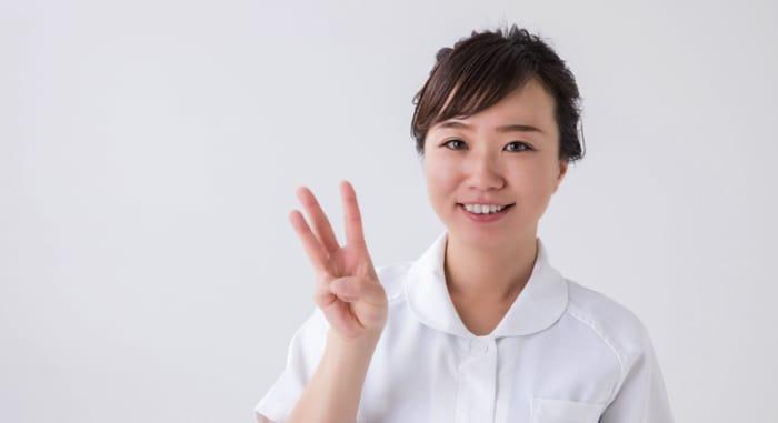 女性の抜け毛を減らす3つのステップ